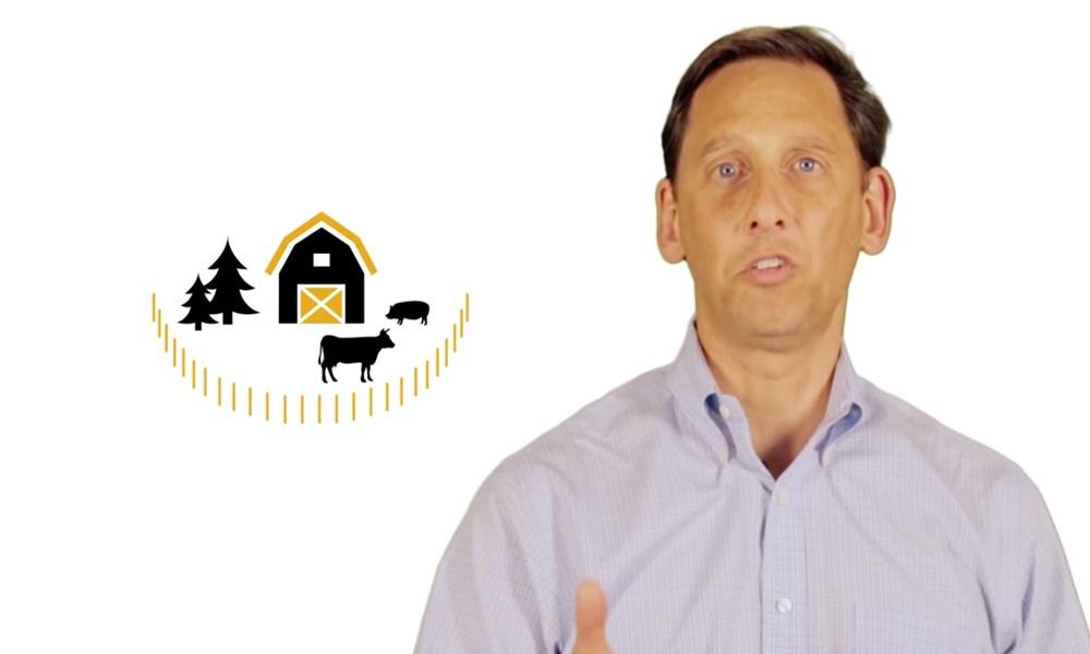 Лэнс Донни высокотехнологичное фермерство План Б