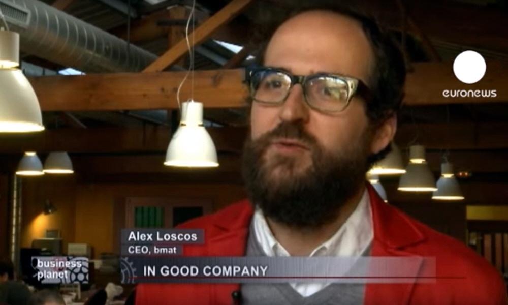 Алекс Лоскос Alex Losos - генеральный управляющий компании BMat