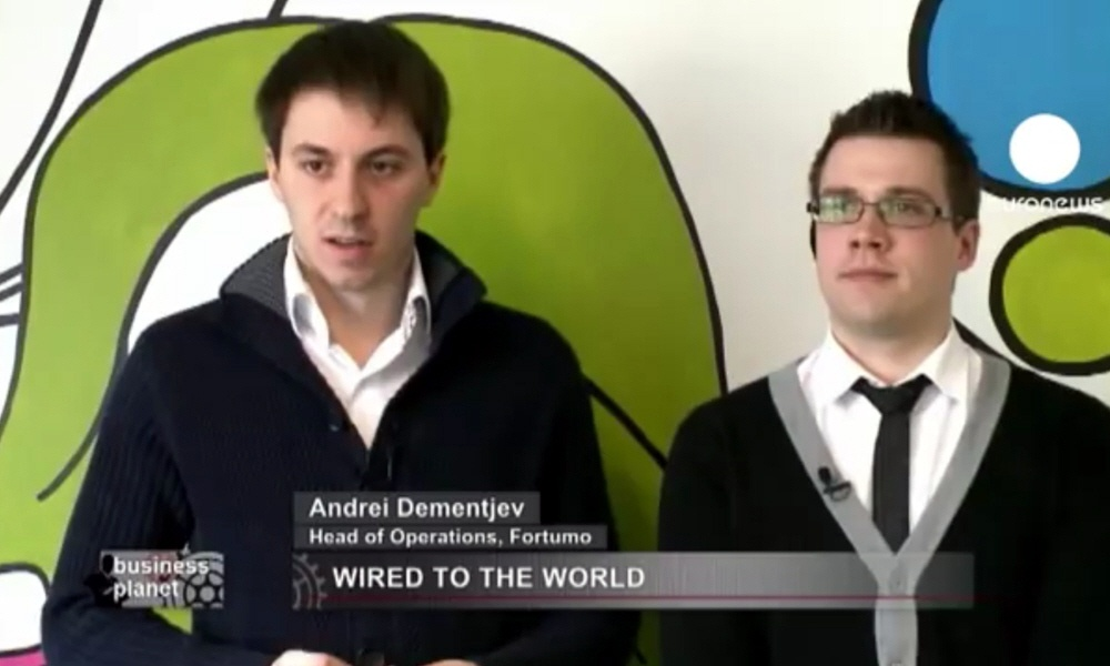 Андрей Дементьев - руководитель отдела операций эстонской компании Fortumo