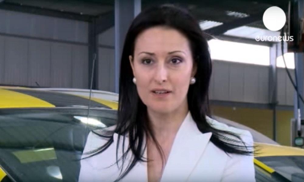 Анна Карида Anna Karyda - директор компании Karydas Drive and Fly