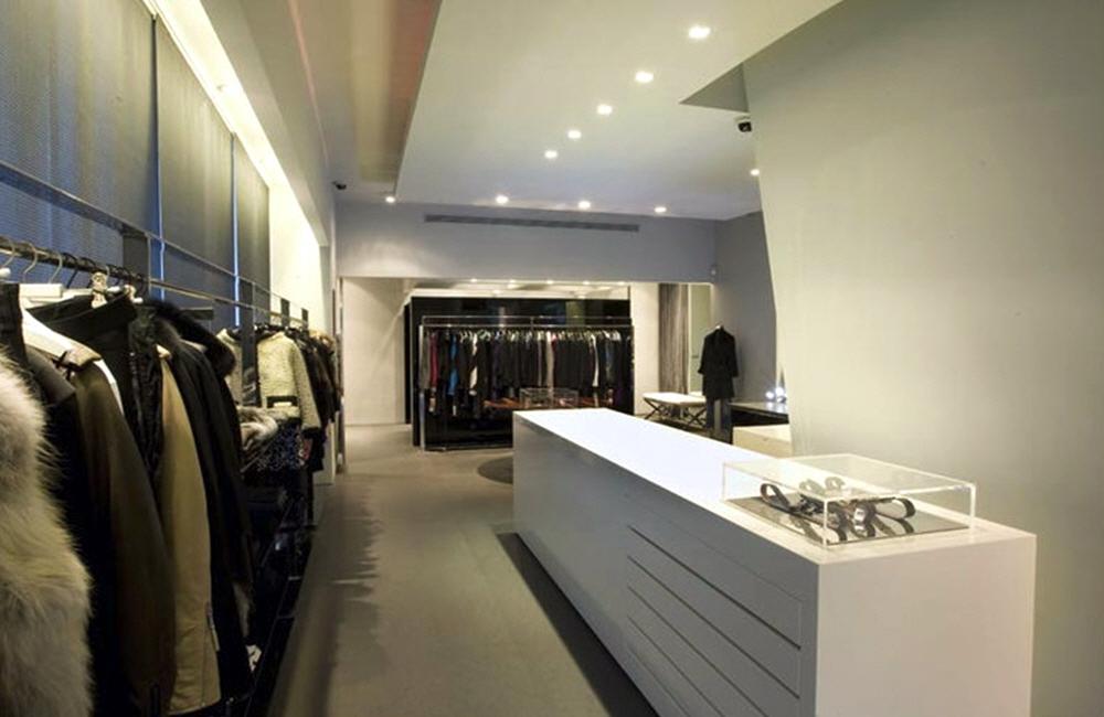 Европейский бизнес на одежде