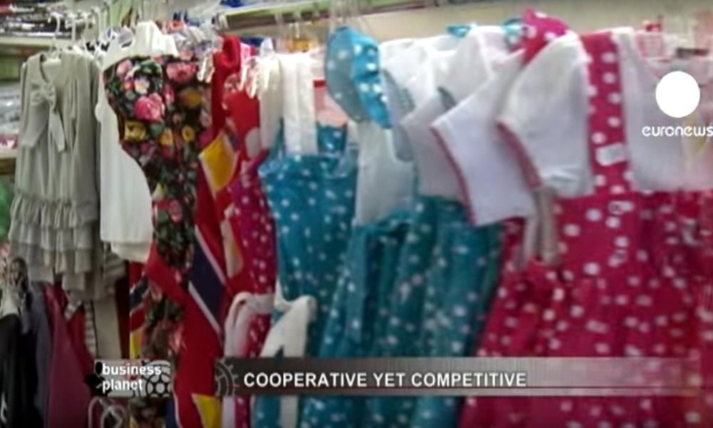 Запуск производства линейки детской одежды и расширение бизнеса