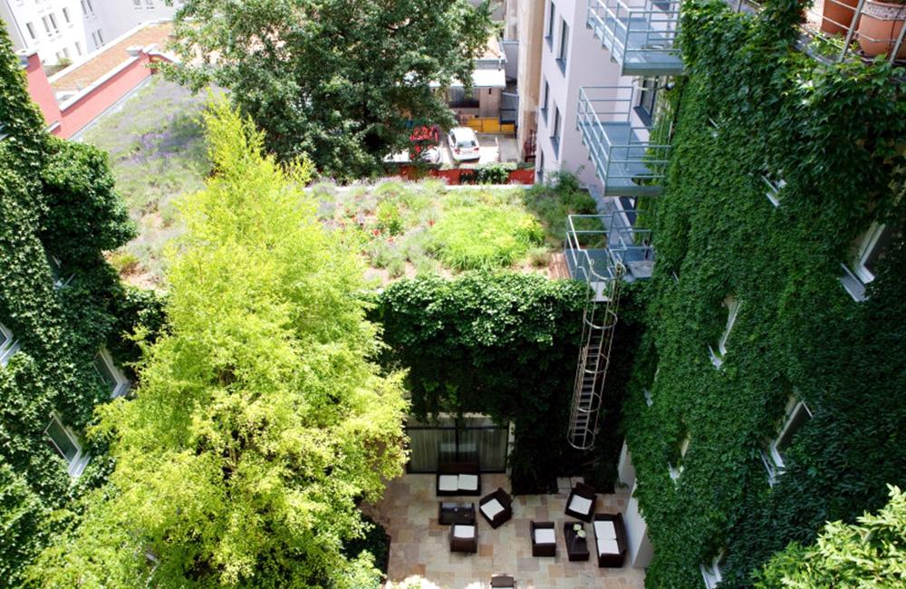 Зелёные технологии в гостиничном бизнесе