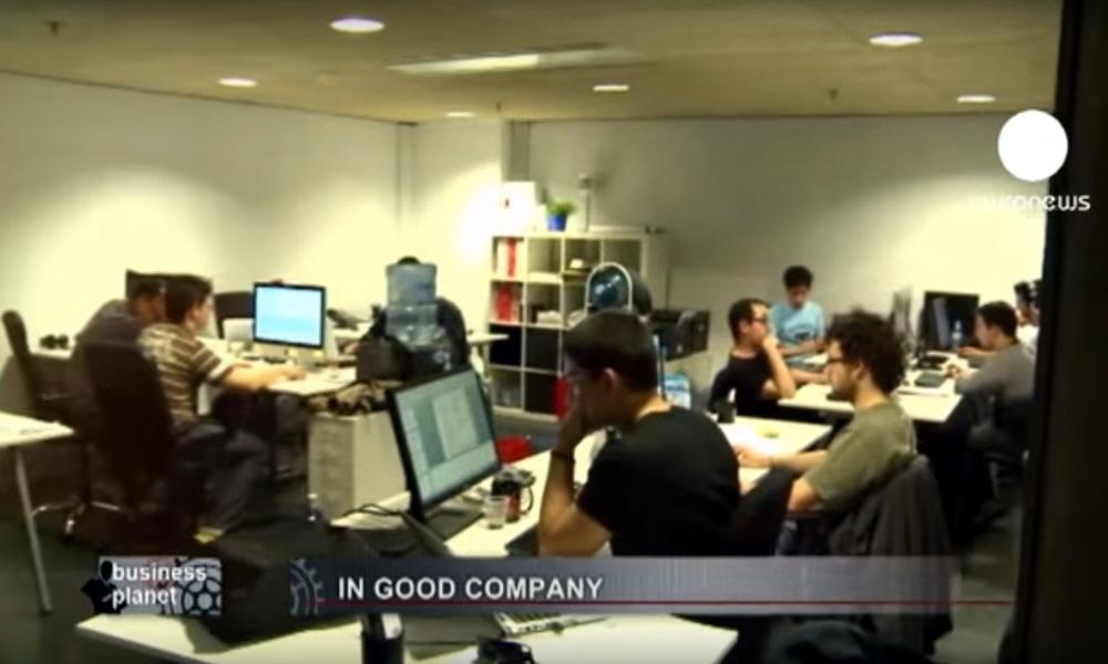 Знакомство с уникальным центром предпринимательства в Барселоне