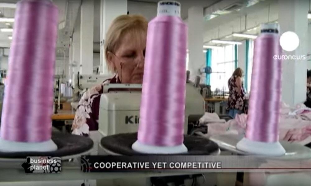 Компания Черноморка в программе Планета Бизнеса на телеканале Euronews