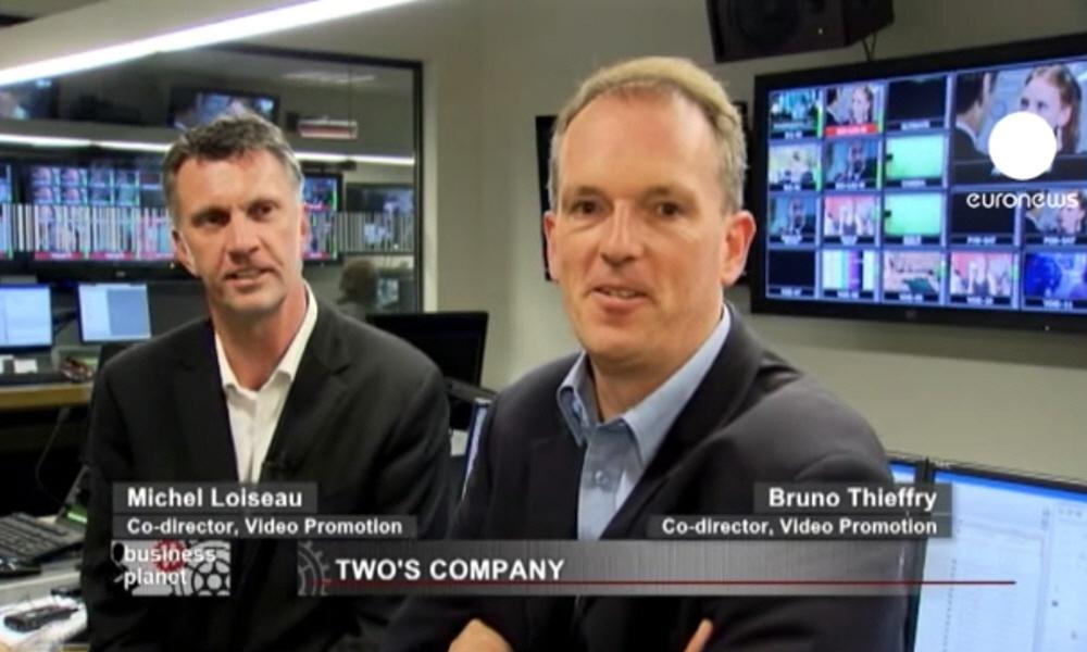 Компания Video Promotion в программе Планета Бизнеса на телеканале Euronews