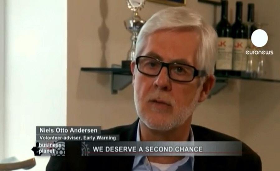 Нильс Отто Андерсен - консультант фонда Раннее предупреждение