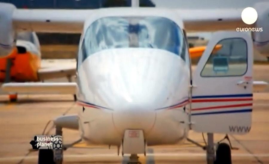 Бизнес на обучении полётам