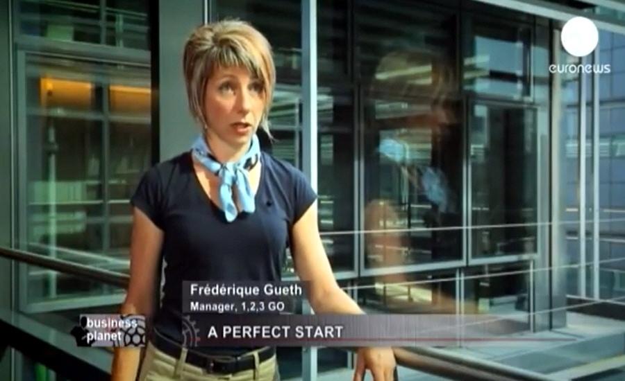 Фредерик Гёт Frederique Gueth - управляющий менеджер консалтинговой компании 1 2 3 Go