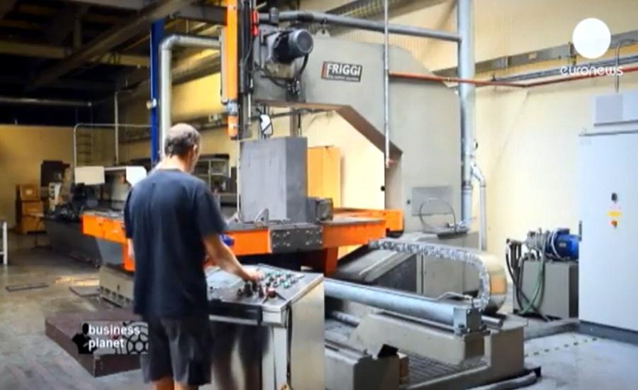 Компания Agilis Engineering в программе Планета Бизнеса на телеканале Euronews
