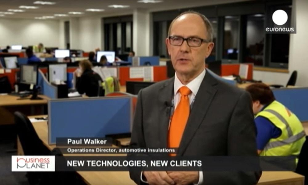 Пол Волкер Paul Walker - операционный директор компании Automotive Insulations
