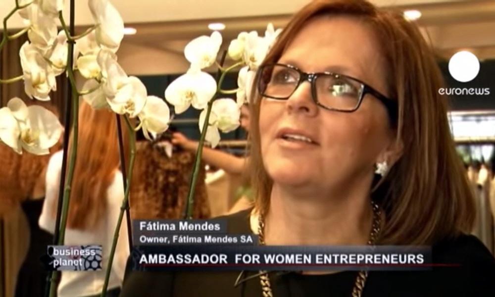 Фатима Мендеш Fatima Mendes - владелица сети бутиков одежды класса-люкс