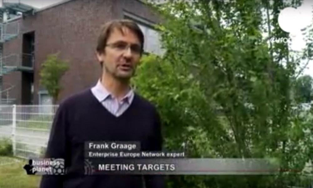 Франк Грааж Frank Graage - представитель экспертного совета Европейской Предпринимательской Сети