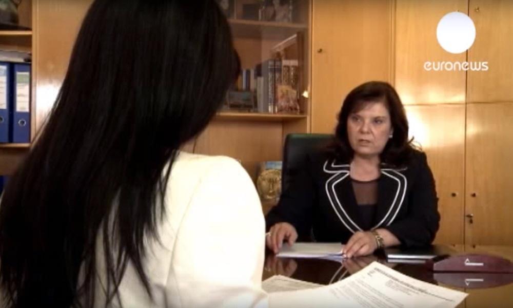 Womens Cooperative Bank в программе Планета Бизнеса на телеканале Euronews