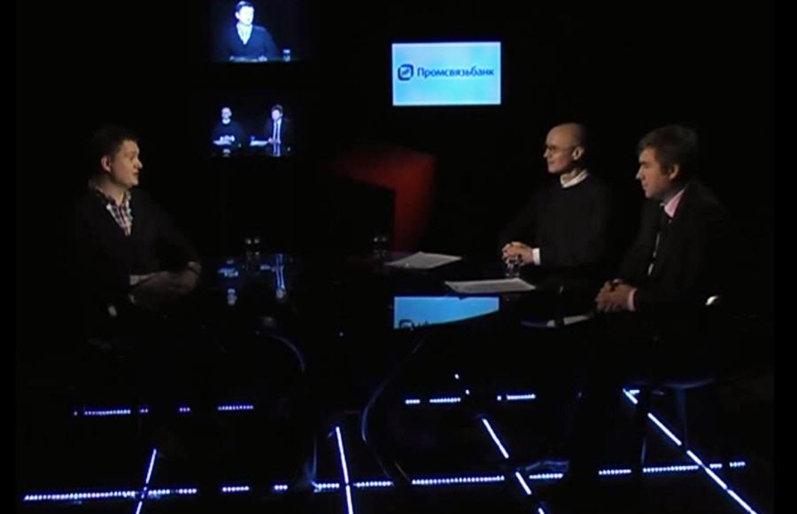 Александр Свинин в передаче Правила успеха на телеканале Про Бизнес