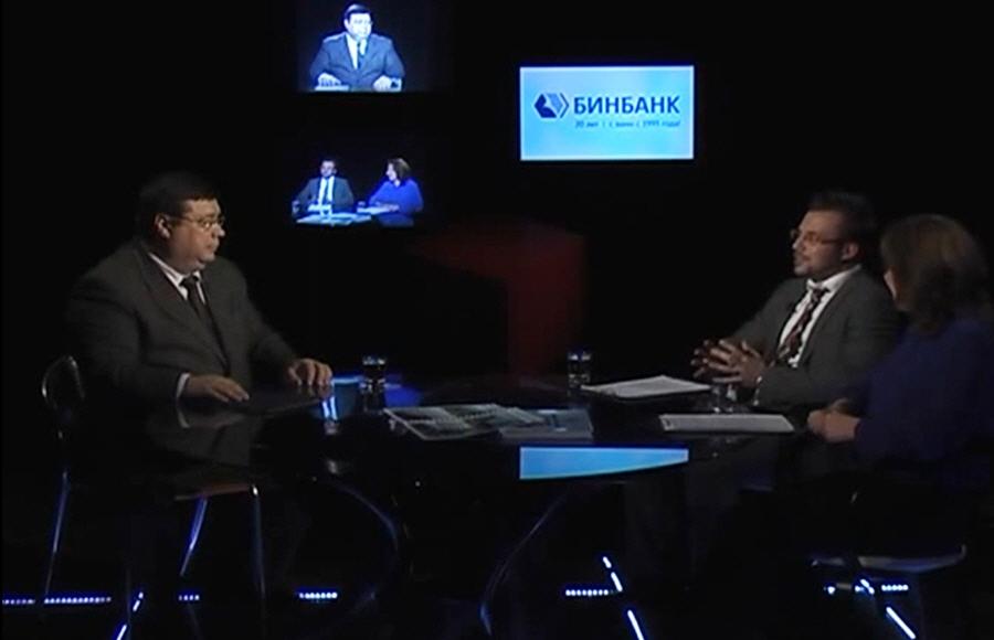 Леонид Макаревич в передаче Правила успеха на телеканале Про Бизнес