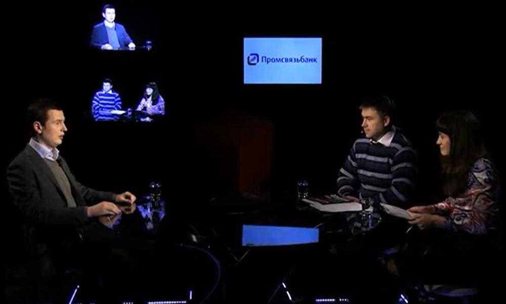 Сергей Лунёв в передаче Правила успеха на телеканале Про Бизнес