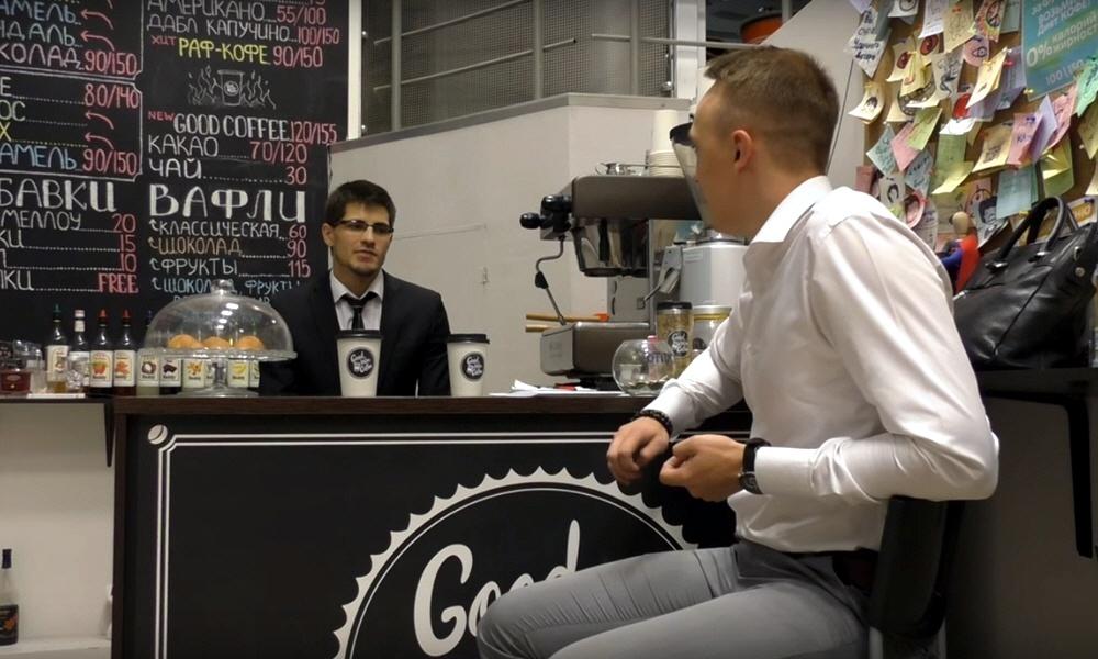 Андрей Маляров в программе Предприниматели