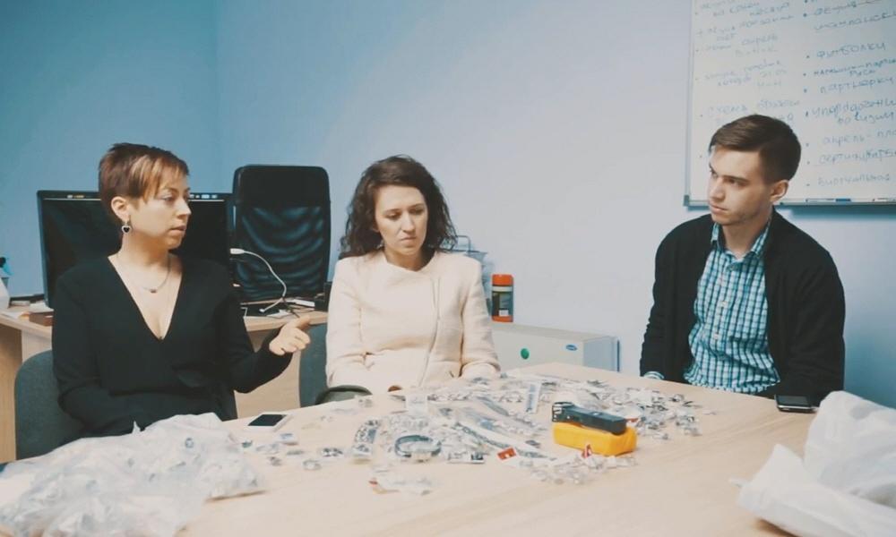 Екатерина Овчаренко и Вероника Балафендиева - создательницы ювелирной компании Spikes