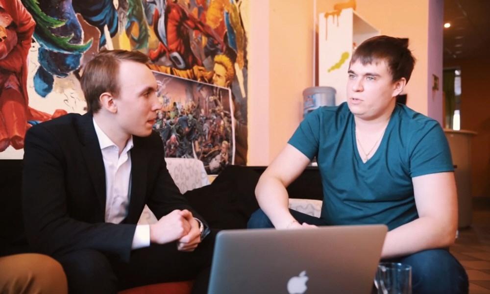 Максим Котловкин - владелец сети тайм-кафе VineGret