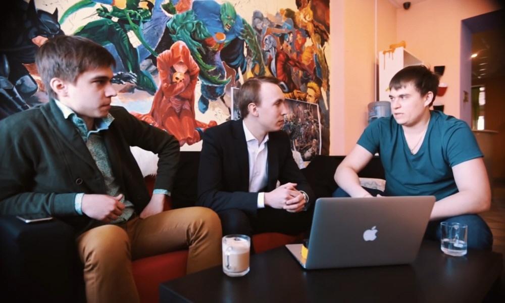 Максим Котловкин в программе Предприниматели