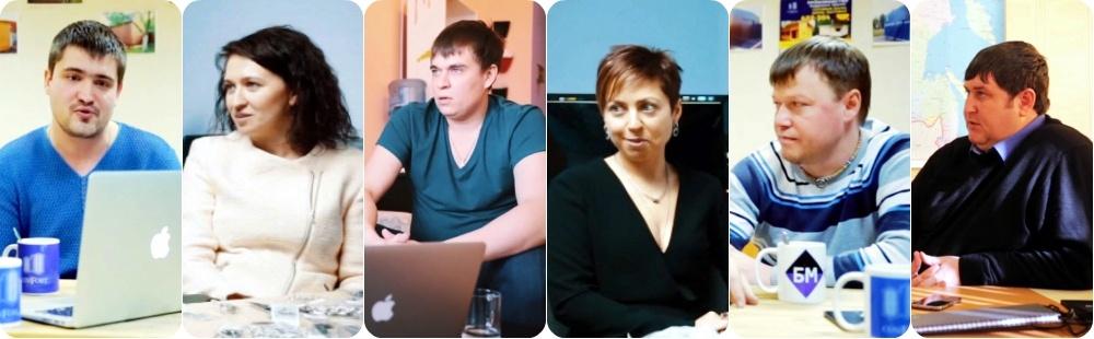Программа Предприниматели со Стасом Голодновым