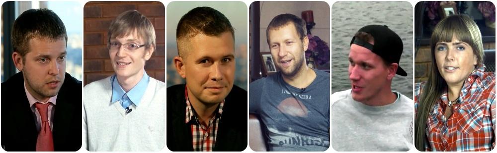 Передача Юрия Второва Предприниматели