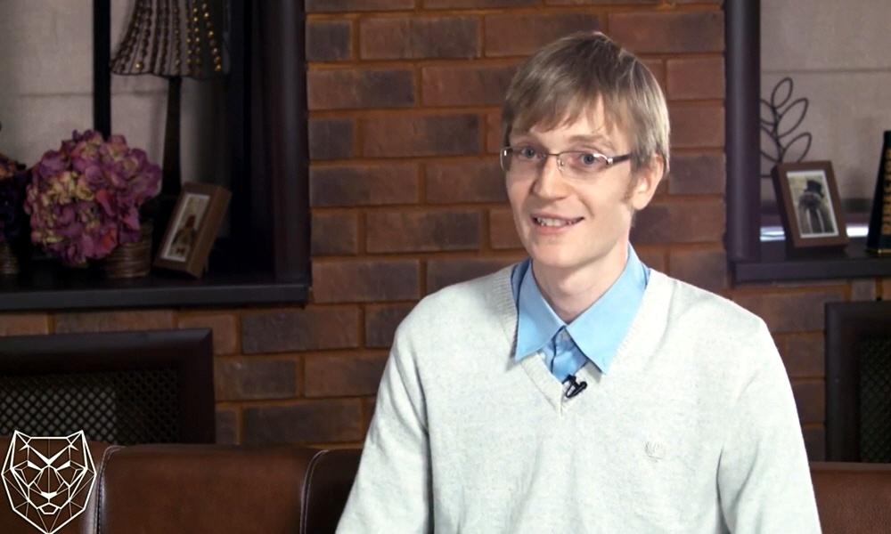 Антон Великанов - основатель компании Sand Sign