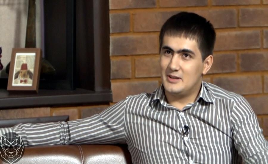 Дмитрий Казачук - основатель компании Superramka