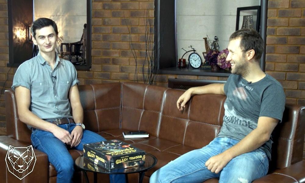 Дмитрий Кибкало в передаче Предприниматели