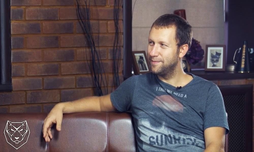 Дмитрий Кибкало - основатель и владелец компании Мосигра
