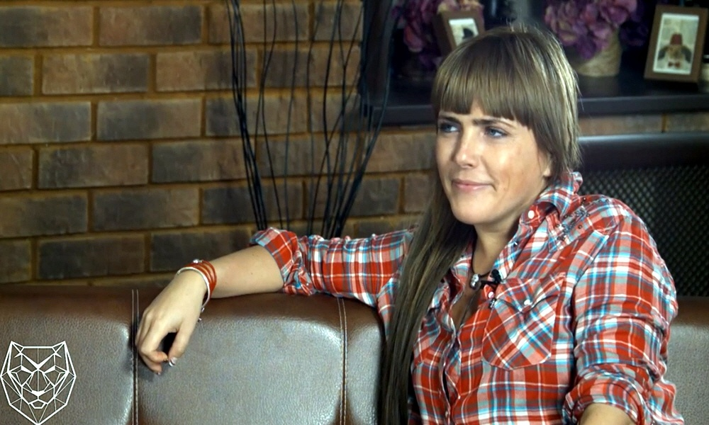 Екатерина Уколова основательница компании Oy-li в передаче Предприниматели
