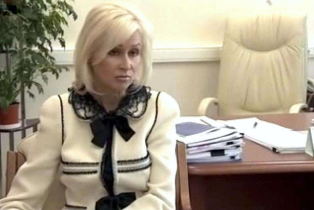 Лидия Никифорова - заместитель министра экономики правительства Московской области