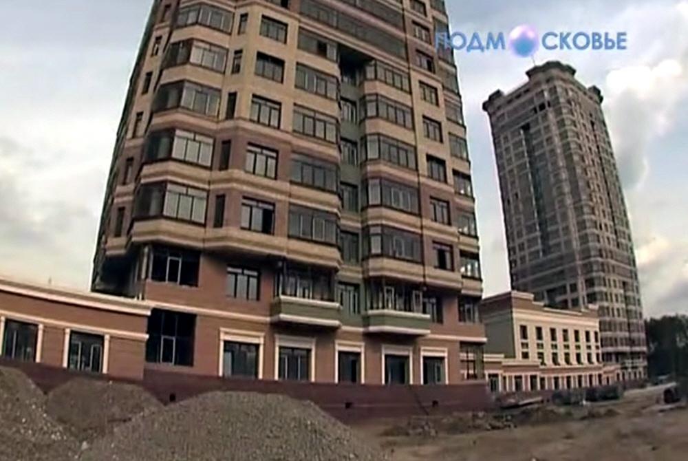 Строительный бизнес Московской Области
