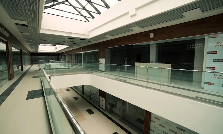 Коммерческая недвижимость в торговом центре