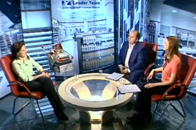 Вера Бояркова в программе Retail нашего времени на телеканале ПРО Бизнес