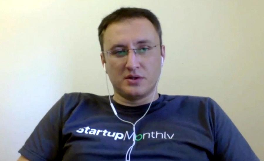 Юрий Рабинович - управляющий партнёр фонда посевных инвестиций на ранней стадии IТ-стартапов Monthly Ventures