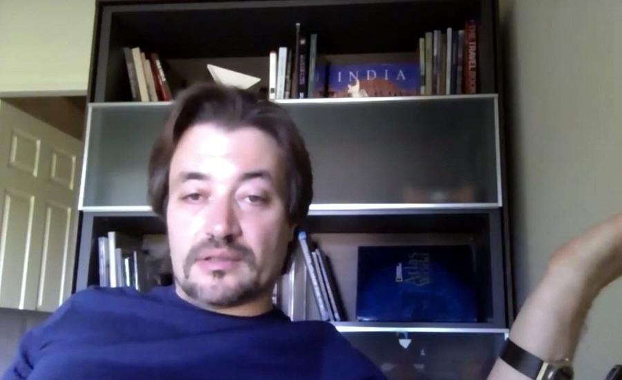 Александр Фридланд ментор бизнес-инкубатора Happy Farm Rockin Startup