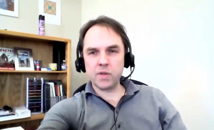 Алексей Федосеев в программе Rockin Startup