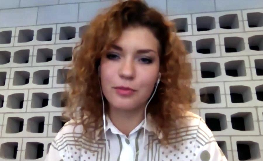Анастасия Гуртовая в программе Rockin Startup