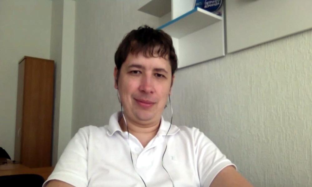 Евгений Шпика сооснователь и генеральный директор компании Pics.io Rockin Startup