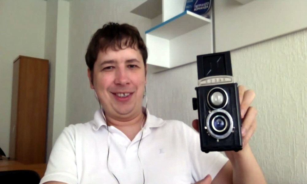 Стартап по обработке RAW фотографий в браузере с интеграцией в облачные хранилища Евгений Шпика