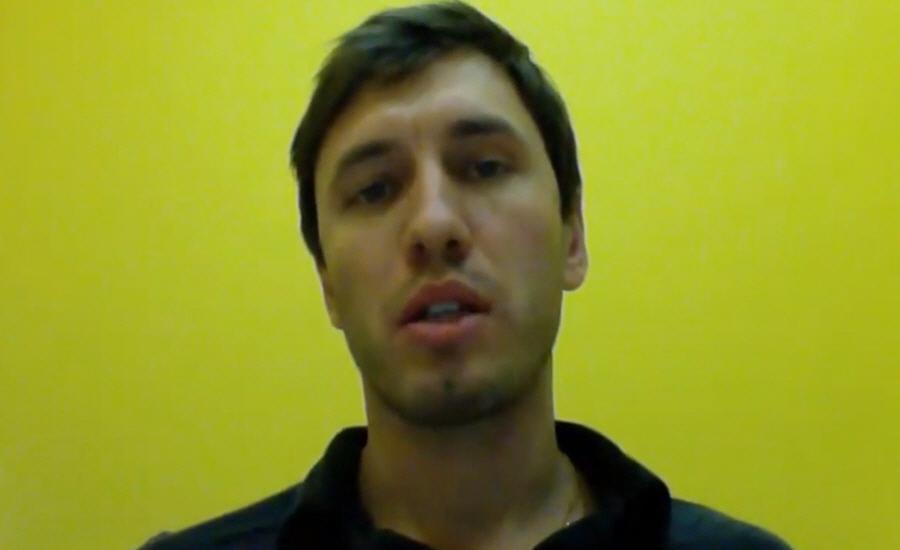 Кирилл Бигай онлайн-платформа для подбора локальных и skype репетиторов английского языка