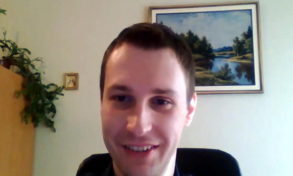 Олег Даць в программе Rockin Startup