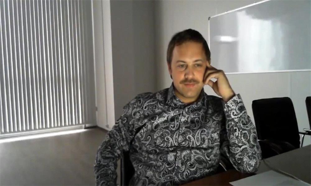 Олег Щёголев в программе Rockin Startup