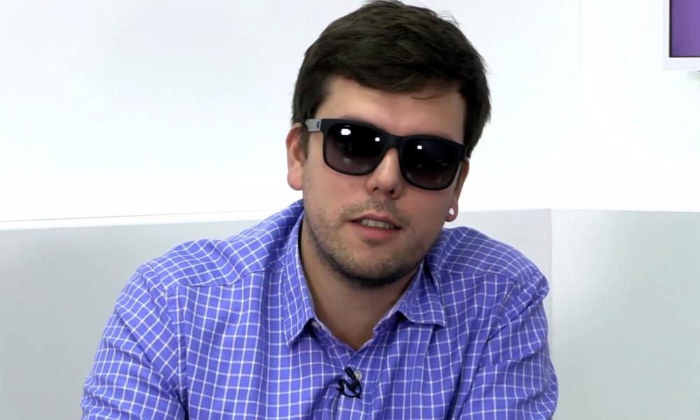 Арсений Ашомко - генеральный директор компании TigerMilk media