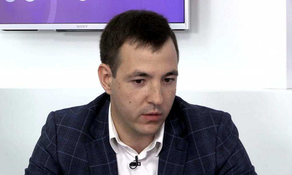 Артём Толкачёв - управляющий партнер юридической фирмы Толкачёв и партнёры
