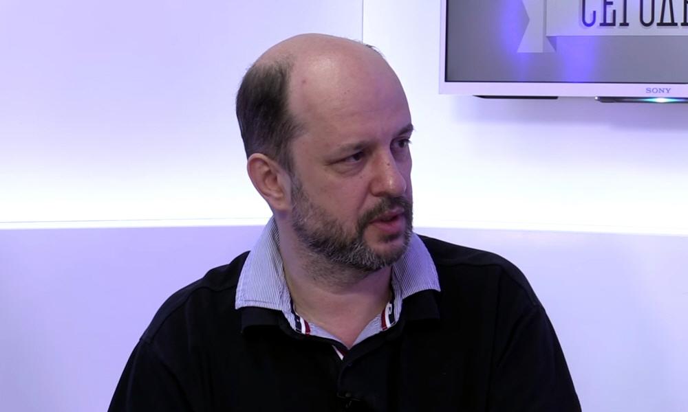 Герман Клименко - глава Института Развития Интернета