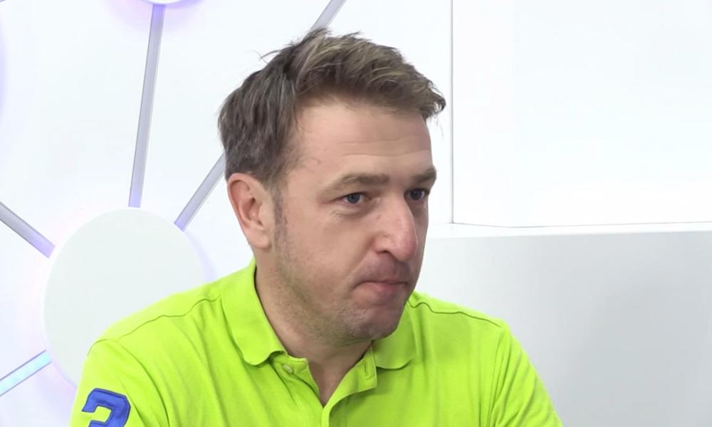 Дмитрий Навоша - генеральный директор интернет-проектов Sports.ru и Tribuna Digital