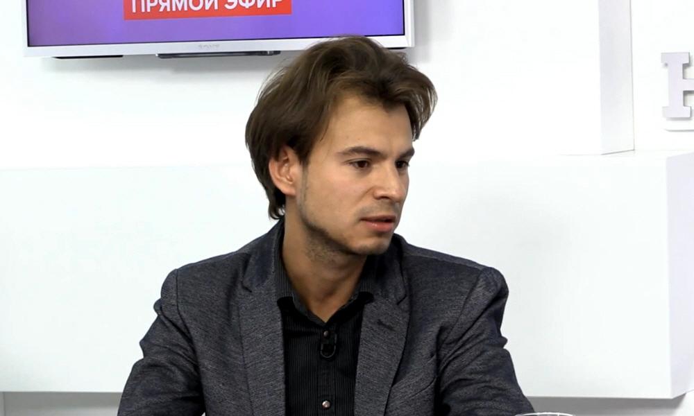 Дмитрий Фирскин - инвестиционный аналитик венчурного фонда Altair Capital